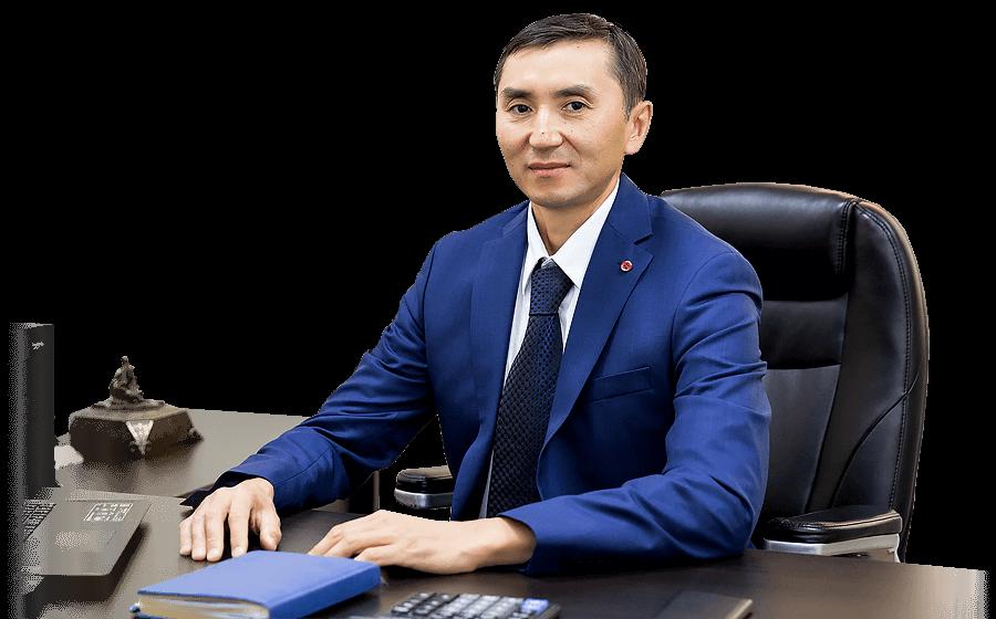 Арыстан Абдрахманов - директор компании